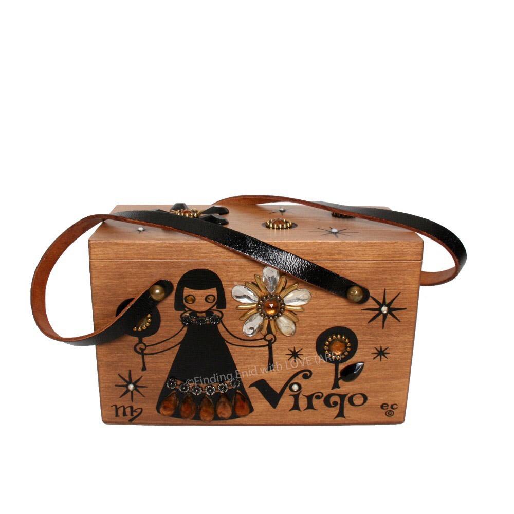 Zodiac Virgo Black 6993 by Enid Collins.jpg