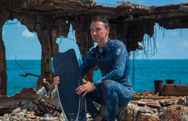 Rob Stewart's final film, Sharkwater Extinction, opens in theatres Oct. 19.