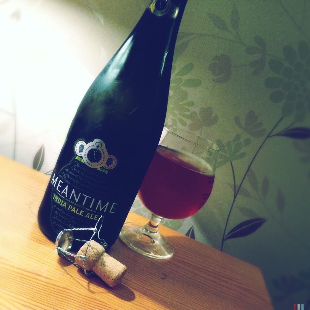 Meantime IPA 750ml bottle