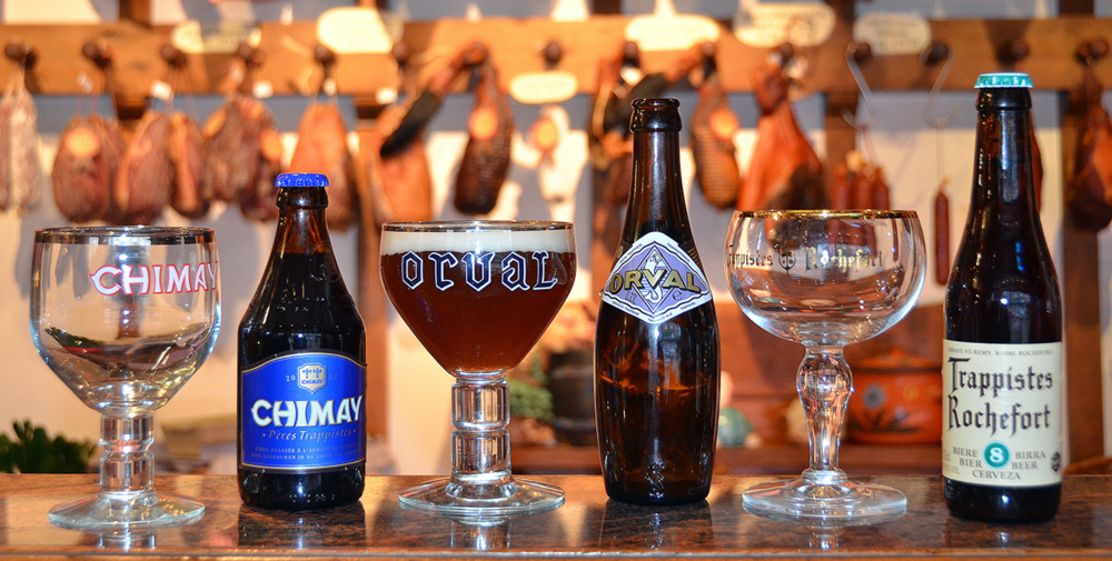 Chimay Orval Rochefort