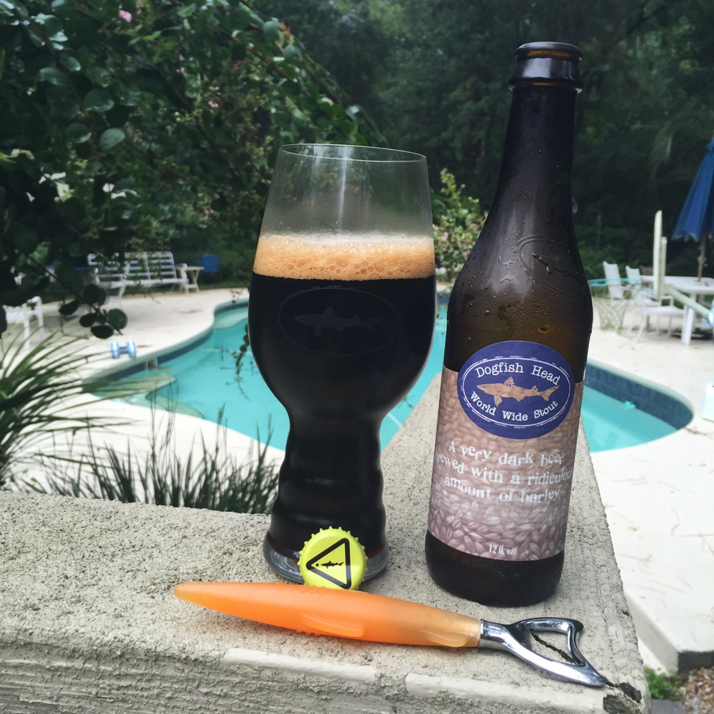 DogfishHead World Wide Stout