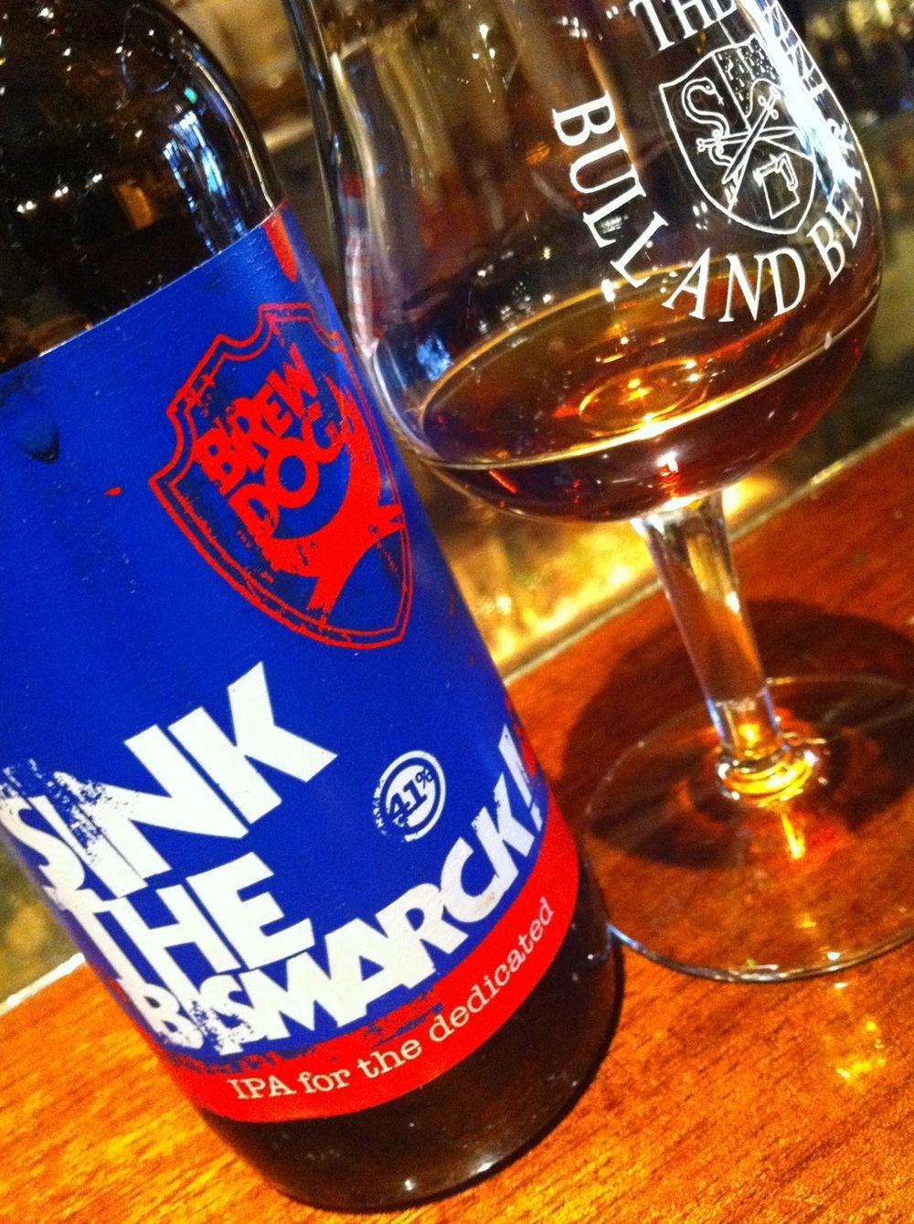 Brewdog Sink The Bismarck