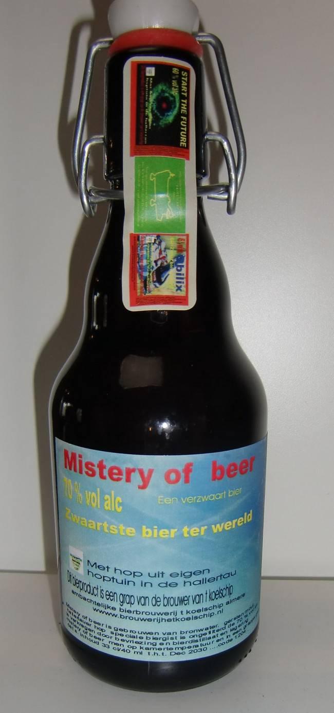 Brouwerij t' Koelschip: Mystery of Beer