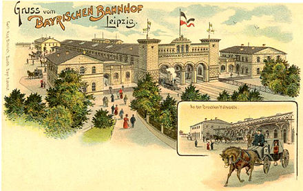 Gosebrauerei Bayerischer Bahnhof (Gose Brewery Bavarian Station)