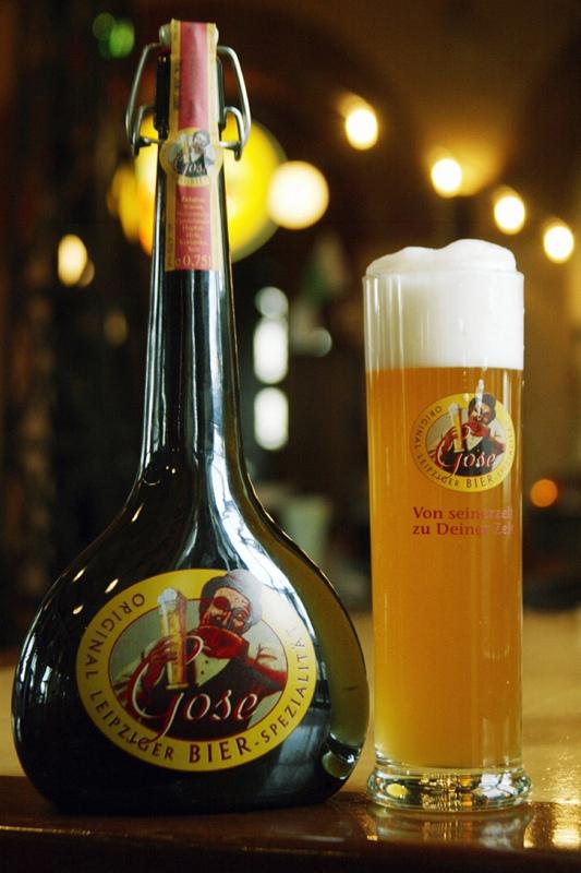 Gose Bottle