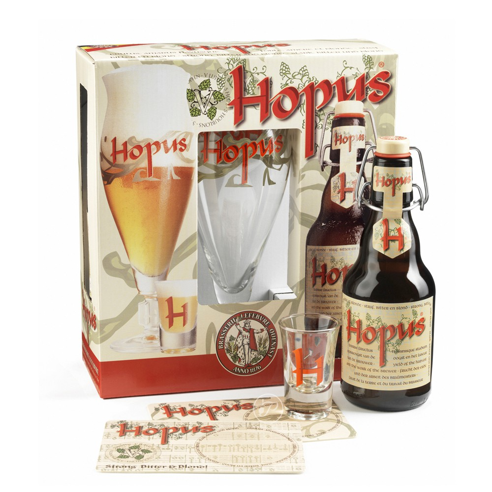 Hopus package