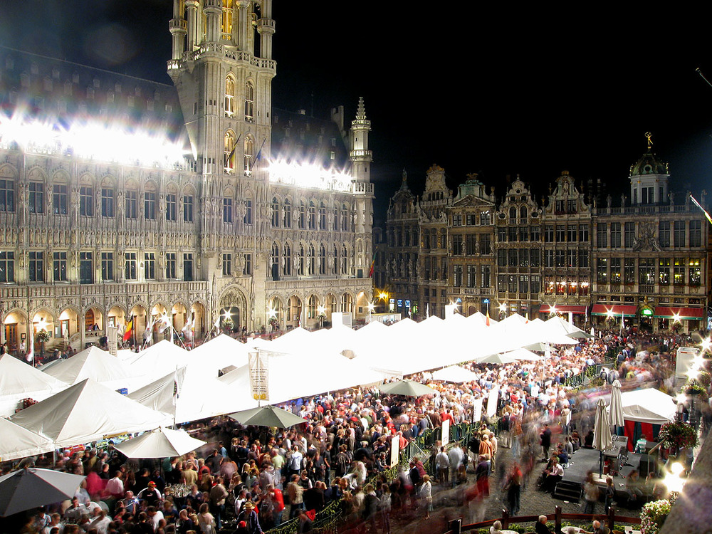 Brussels beer weekend