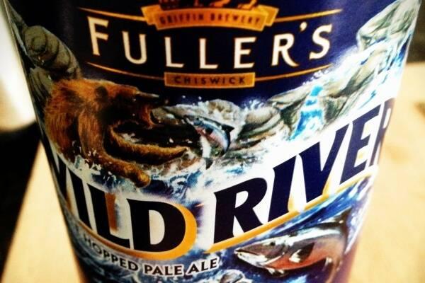 Fuller's Wild River Label