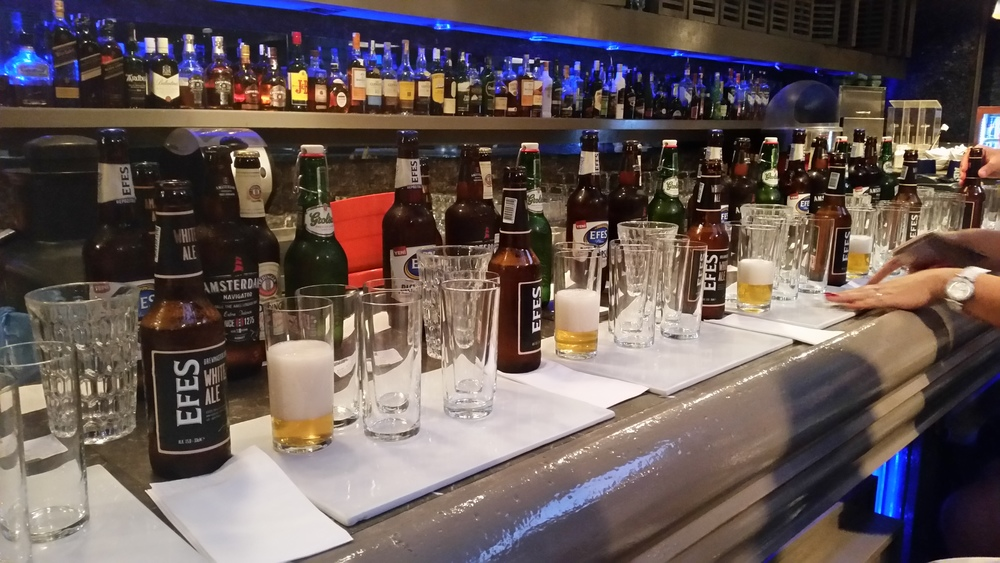İlk sıra White Ale