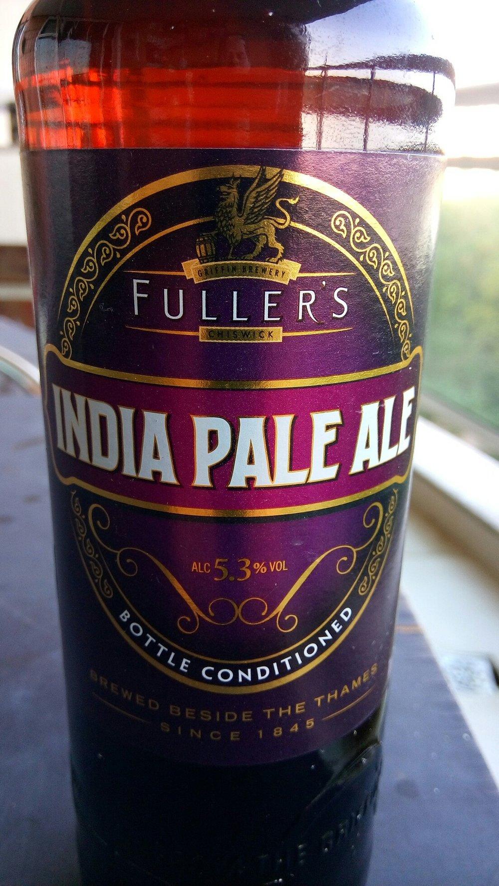 Bottle conditioned diyor, yani: Şişede kıvamını yakalıyor bu bira...Yerseniz. Hem IPA taze içilir denir, hem de bu şekil şişede olgunlaşır yazarlar. HANGİSİ?