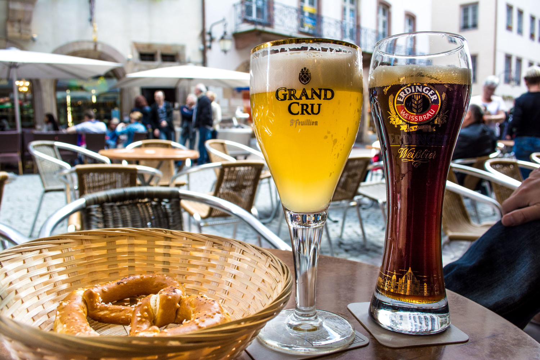 Bira ülkesi ve eski gelenekler. Dünyanın neresinde Almanyası var