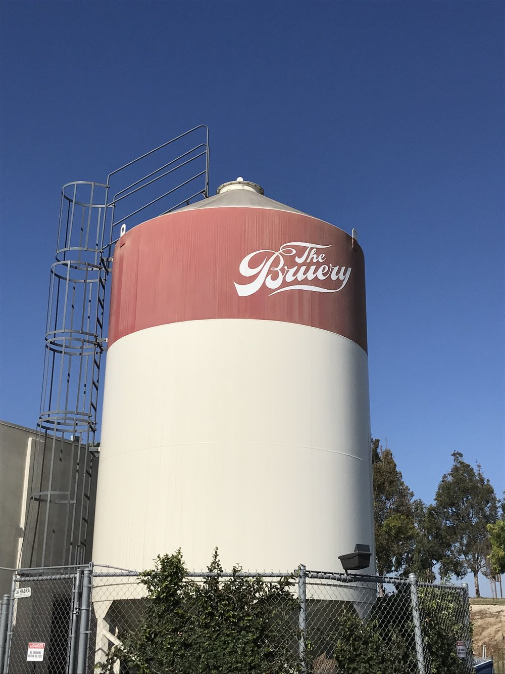 The bruery-silo