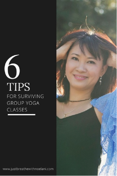 Six Tips for Surviving Group Classes.
