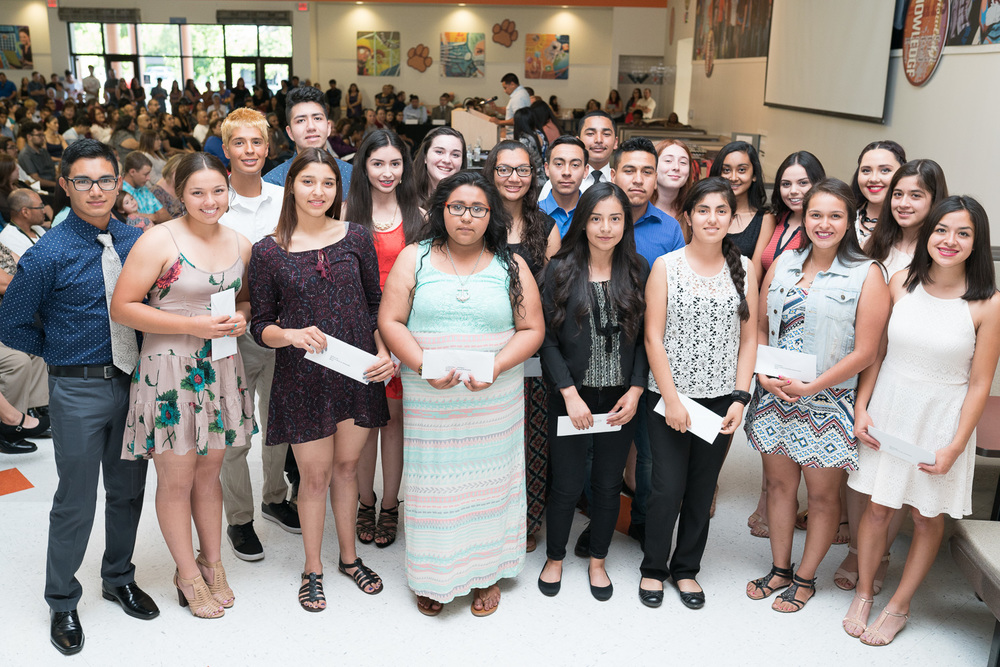 Community Scholarship Recipients