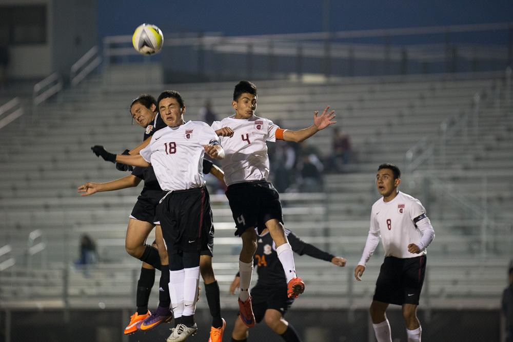 JV Boys Soccer vs CCHS