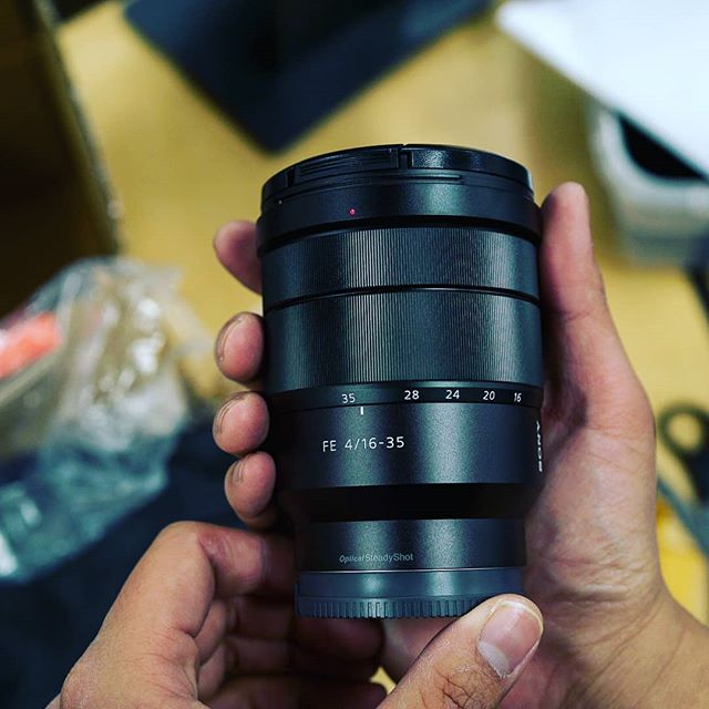 Does anyone else have the Sony 16-35 F4? I thought really hard about getting the F2.8 GM, but opted to save some money. This will probably replace my 10-18. - - - - - - #sony #sonymirrorless #sonygear #sonylens #sonya7riii #sonyalpha #sonyalphasclub #sonyalphauniverse #cameralens #camera #photogear #sony1635mm #sony1635f4 #fullframe #newlens #newlenses #sonyimages #sonyimages📷 #mirrorlessgeeks