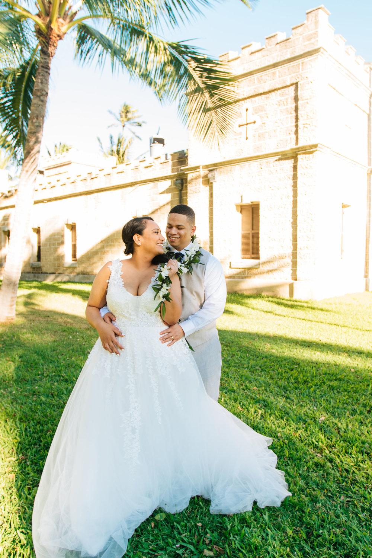 Jackie & Phillip - Honolulu, HI