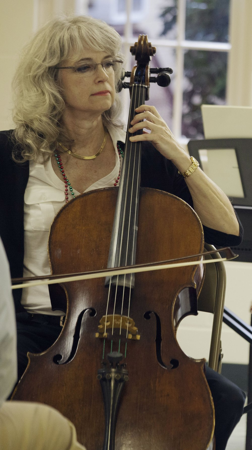 Kimberly Rooker,  Instructor - cello, vioin, piano