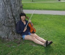 Vivian Cheng - violin, piano