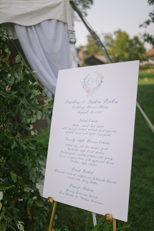 Calligraphy Wedding Menu Signage_Dreams and Nostalgia_CAwedding-1318.jpg
