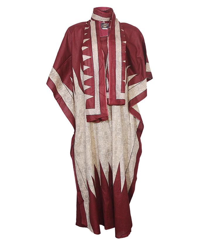 CHESHAM DRESS BROWN. SIZE 18 - 22   N7,500