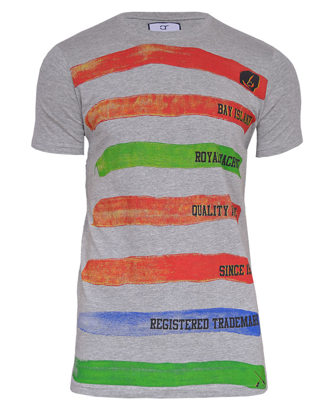 saturn line print tshirt - s   n3,000