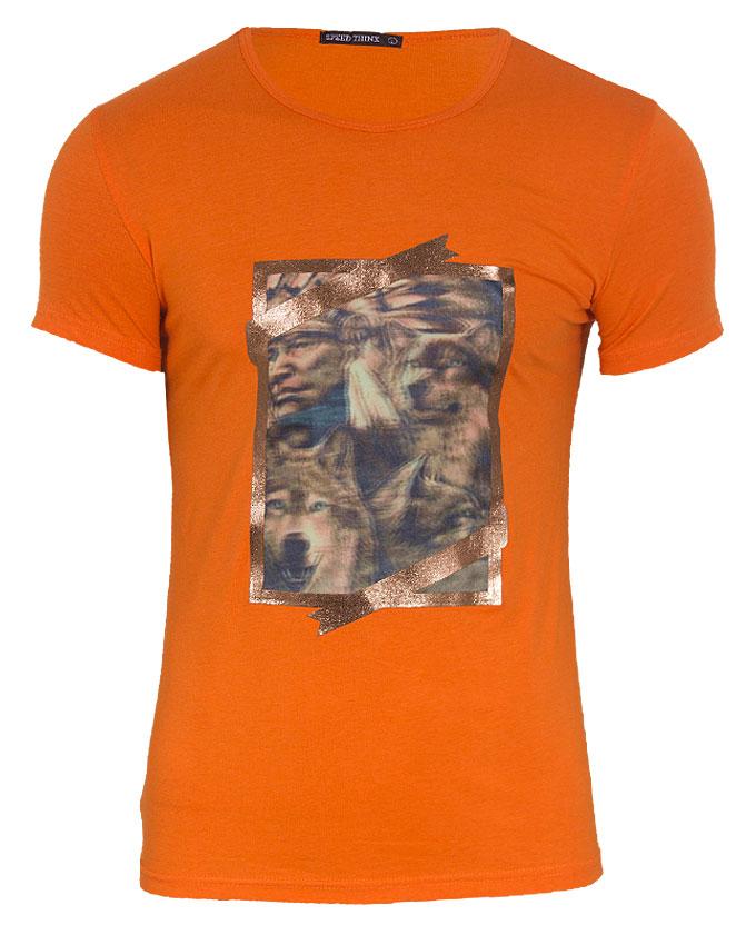 american indian 3d print tshirt - m   n3,000