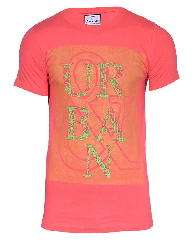 urban rulez tshirt - m   n3,000