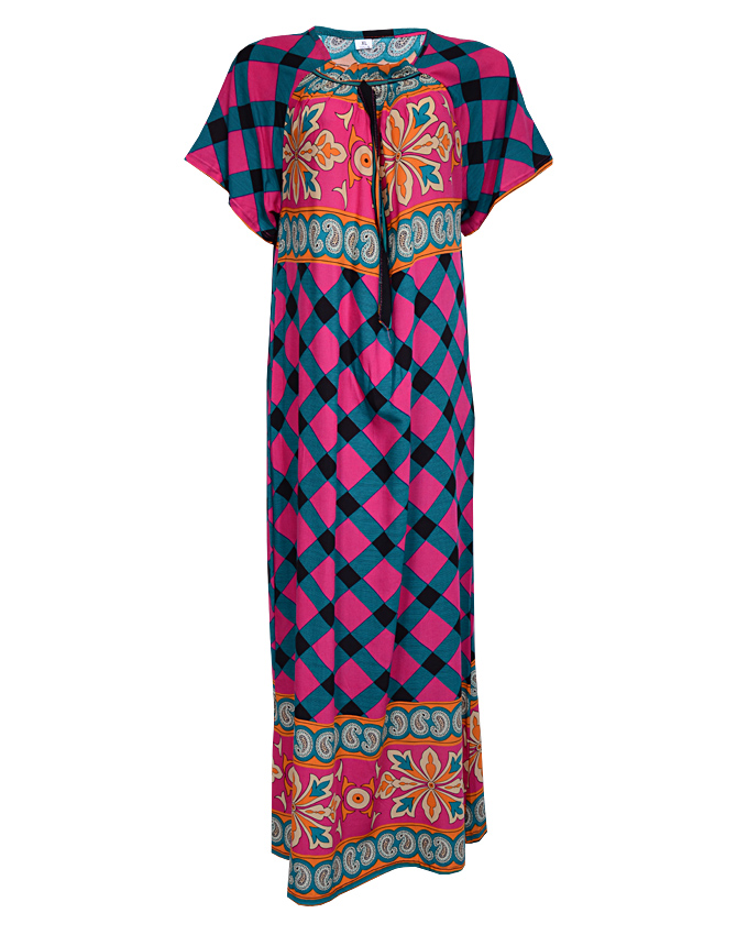 bakerloo maxi dress - green sizes 12 - 18   n3,500