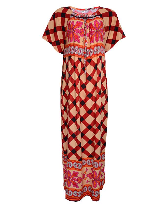 bakerloo maxi dress - sizes 12 - 16   n3,500