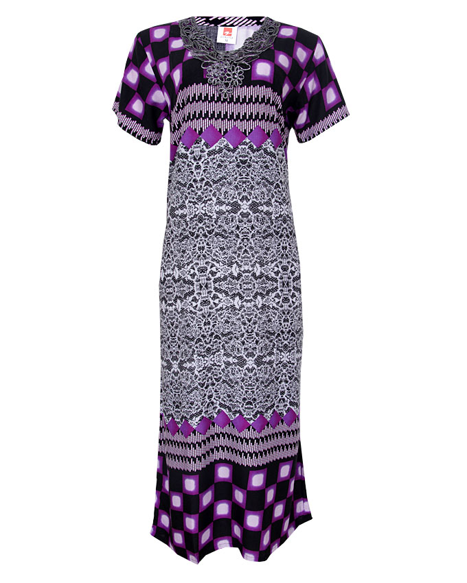 boxter maxi dress - purple sizes 14, 16, 20   n3,900