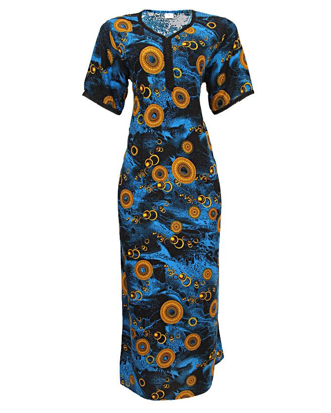 connaught maxi dress - blue sizes 18   n3,500
