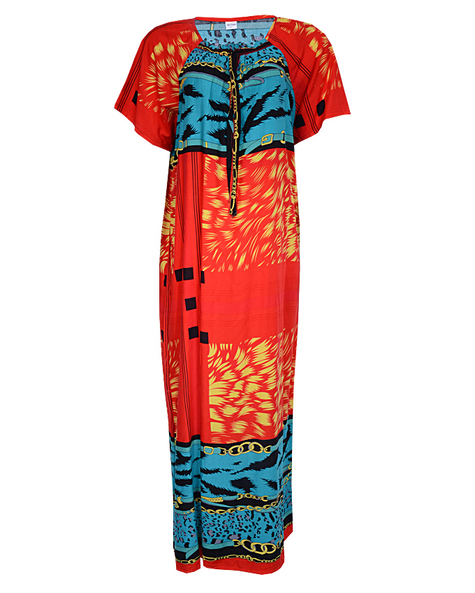 capri maxi dress - aquamarine sizes 16-22   n3,500