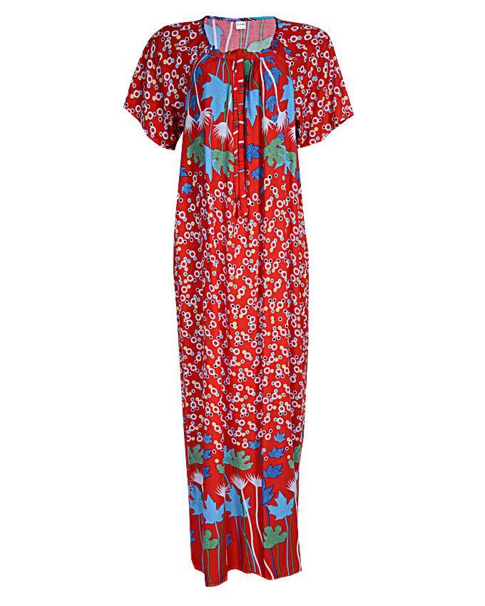 dori maxi dress - red sizes 18   n3,500