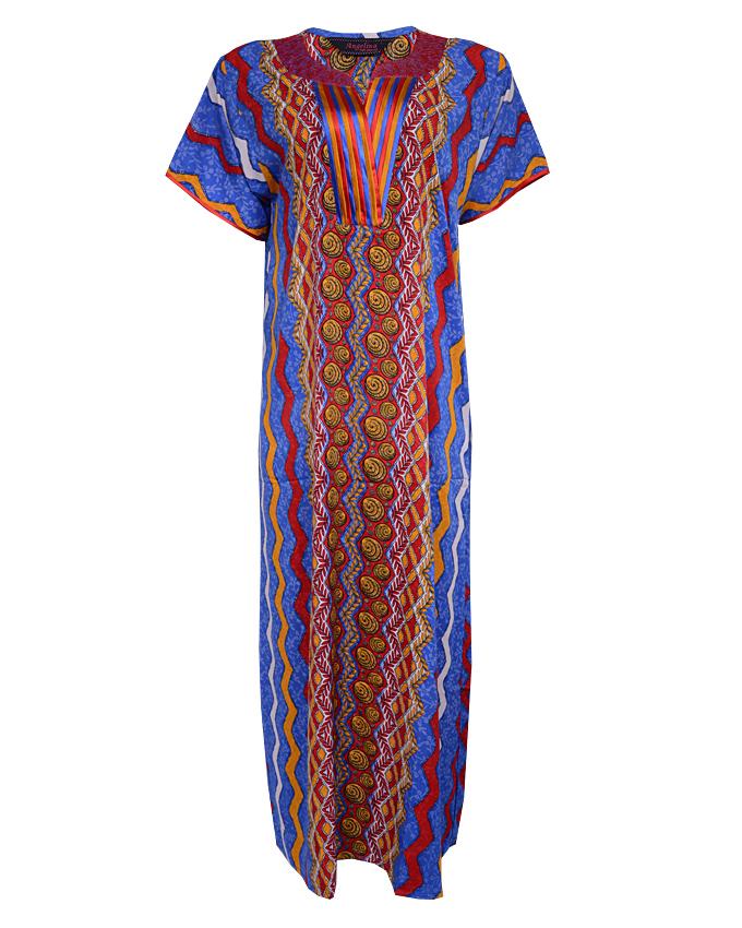 hammersmith maxi dress - blue sizes 22   n3,900