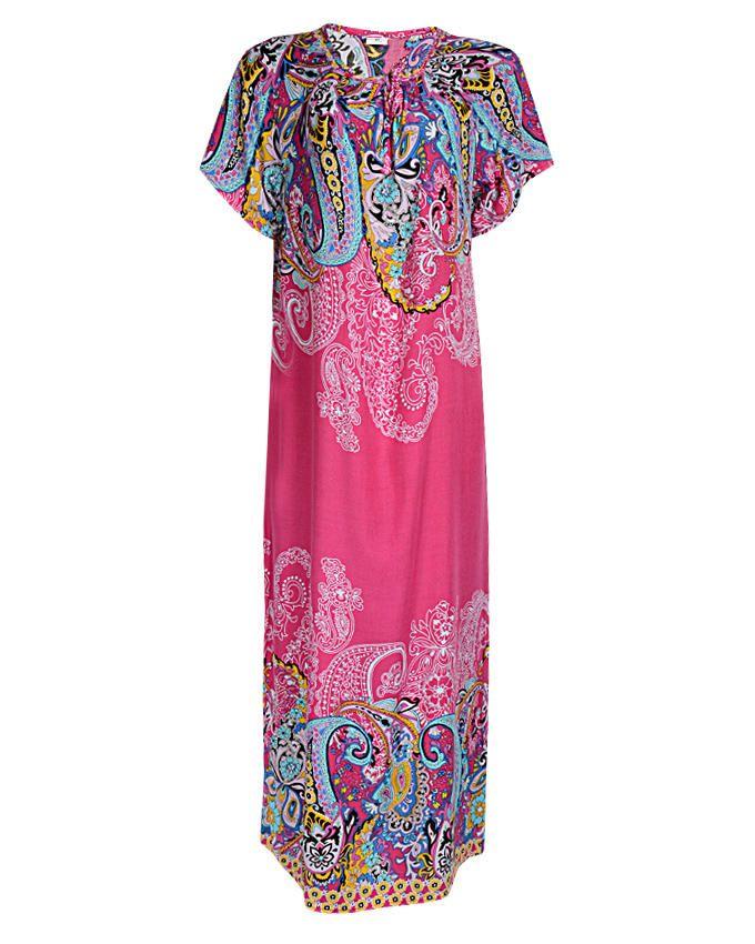 karu maxi dress - pink sizes 18   n3,500