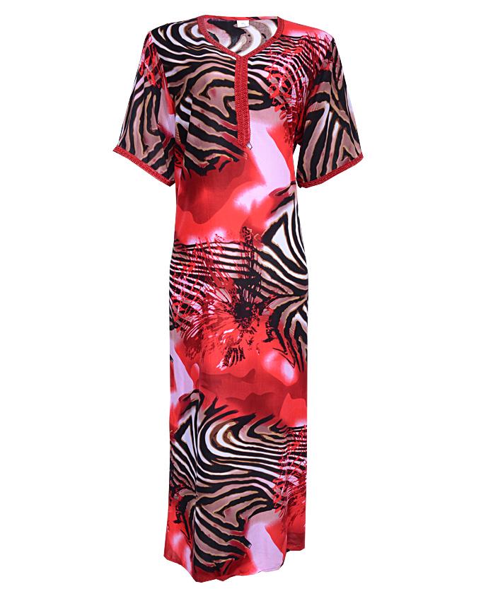 leyton maxi dress - red sizes 14, 16, 20   n3,900