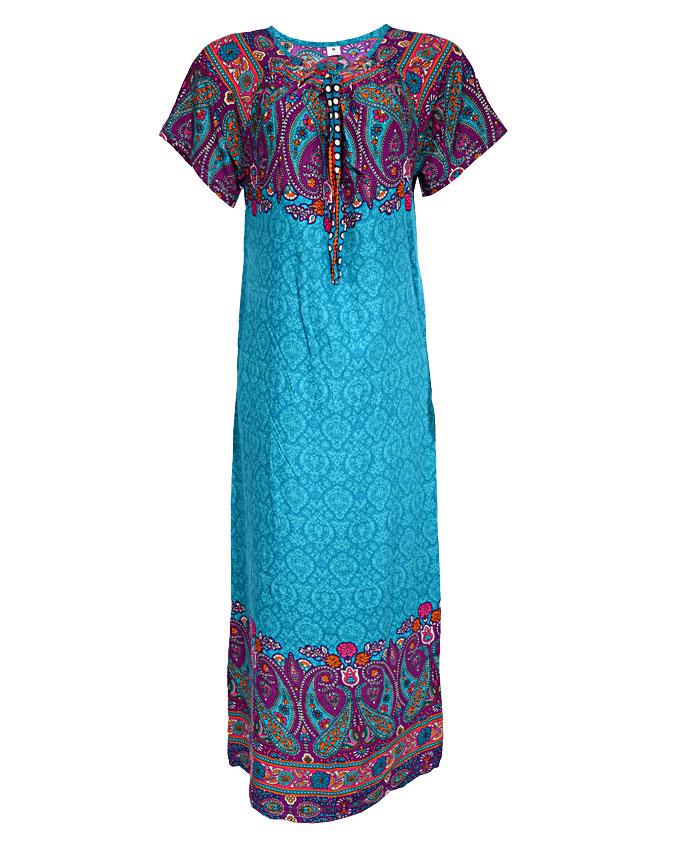 moorgate maxi dress - blue sizes 16, 22   n3,500