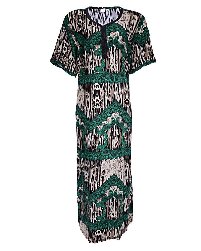 tottenham maxi dress - green sizes 20, 22   n3,900