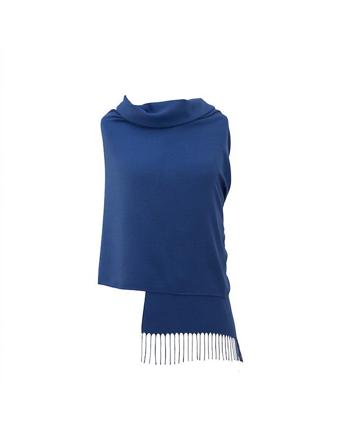 COBALT BLUE PASHMINA   N4,000
