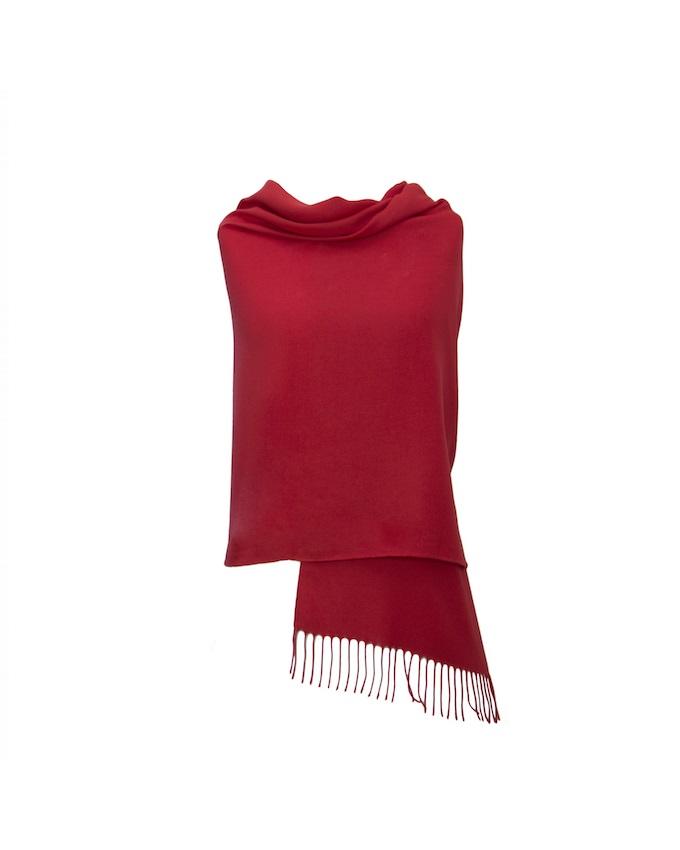 RED PASHMINA   N4,000