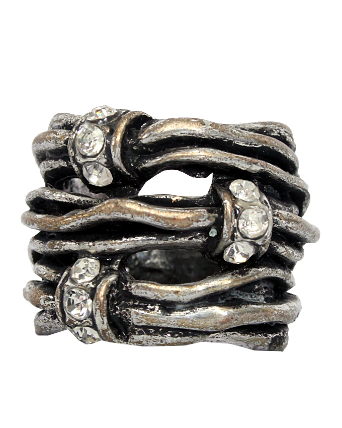 FLORENTINE STONE RING - 7   N4,500  ( SOLD OUT)