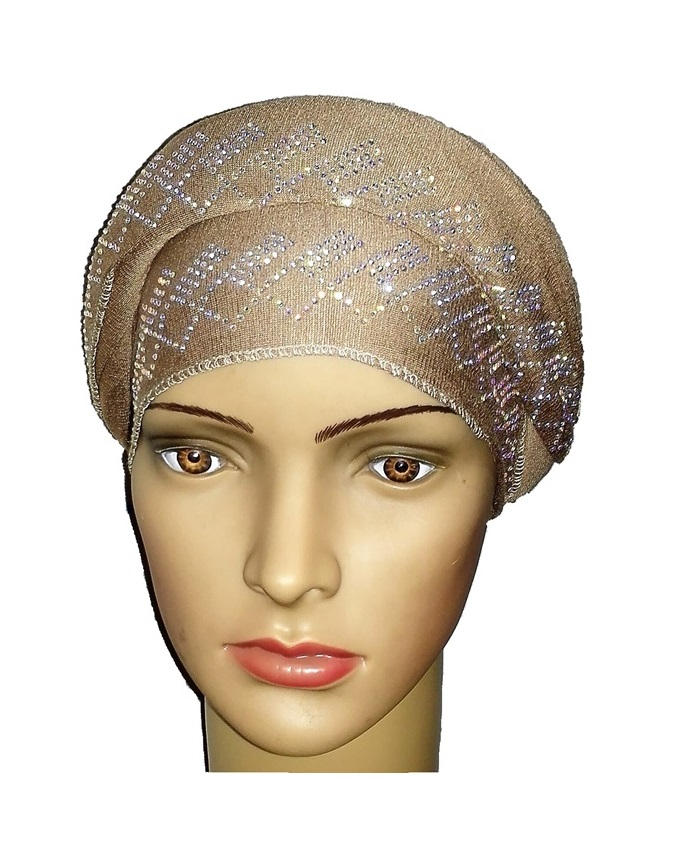 new    regal turban diamond design  - desert brown   n5,800