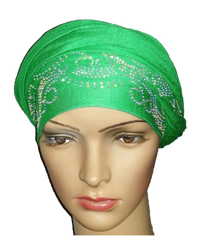 new    regal turban lake wave - leaf green   n5,800