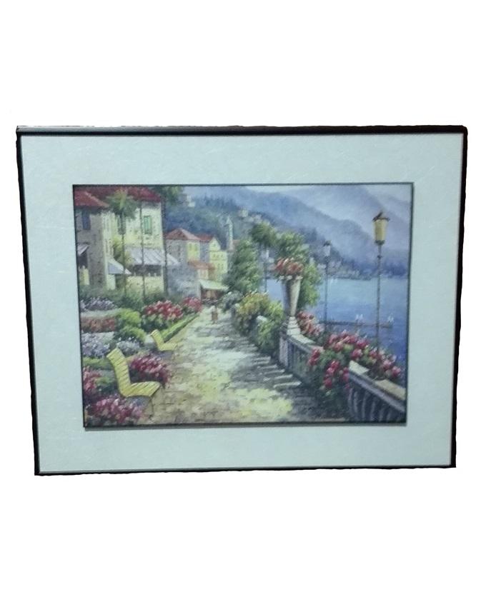 dexter wood oil painting - 49 x 39cm   n8,000