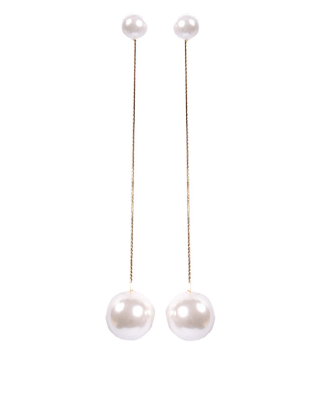 new item no tc08833    lady drop pearl earrings ( sold out)   n/a