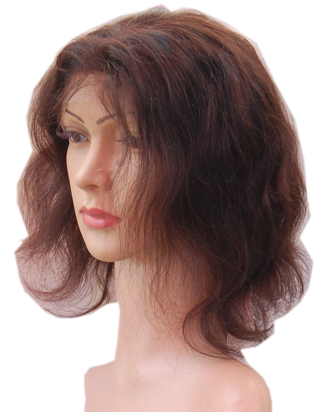 "brazilian lace wig straight - #2b   10""       -       25,000"