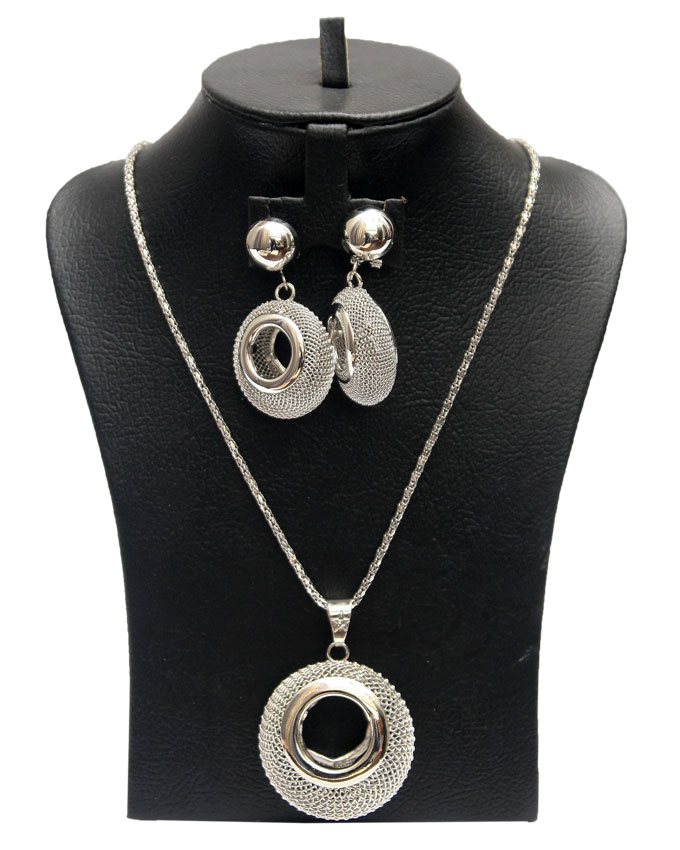 stenway roulade 2 piece set - silver   n2,900