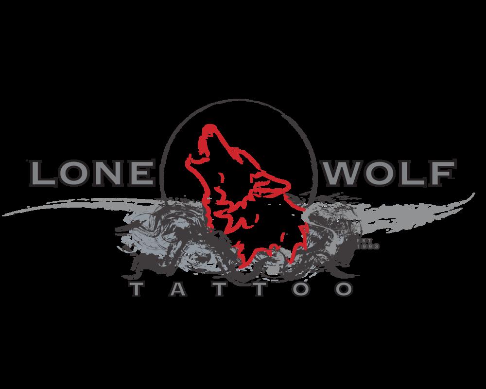 Lone wolf body art for Tn tattoo laws