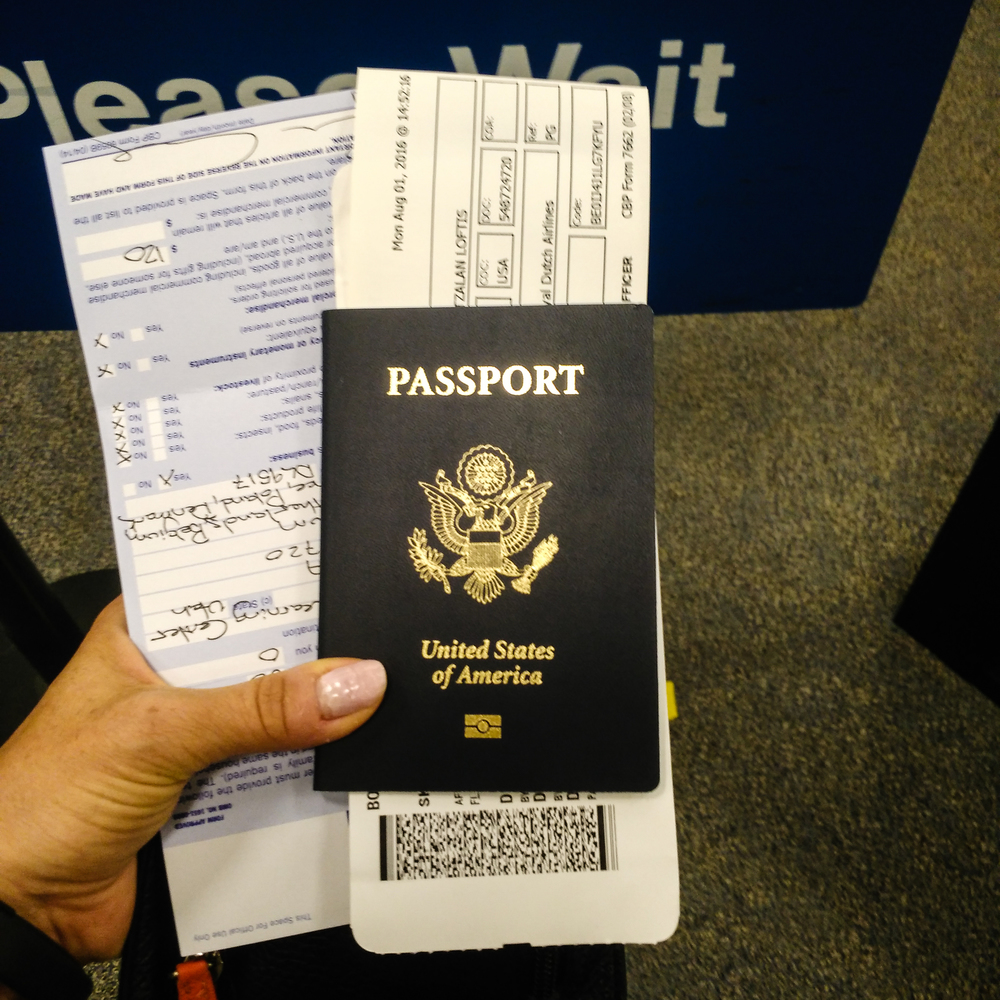 airport, travel, Copenhagen, CPH, Utah, work travel, Amsterdam, AMS, Delta, KLM, passport, immigration